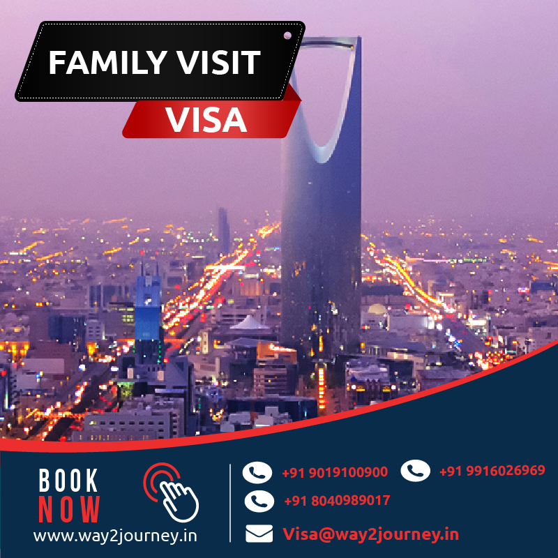 saudi arabia family visit visa agents in bangalore, mumbai, india