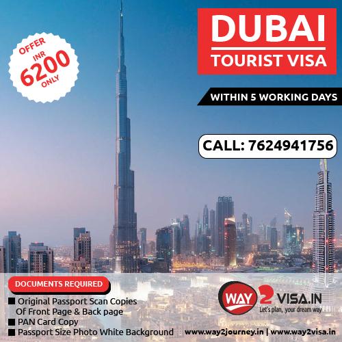 Dubai, UAE Tourist Visa Assistance in Bangalore, India | Dubai, UAE Visa for Indians