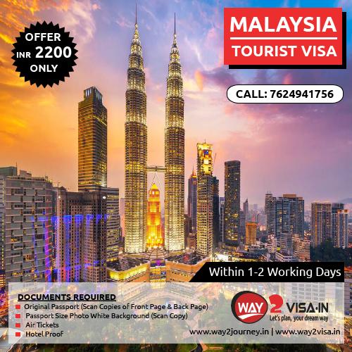 Malaysia Tourist Visa Assistance in Bangalore, India | Malaysia Visa office addresses in Bangalore